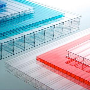 پلی کربنات مناسب برای گلخانه ، راهنمای انتخاب پلی کربنات ، سقف گلخانه با پلی کربنات