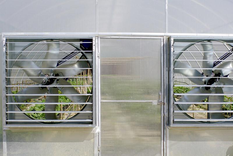 نکات مهم در محاسبه فن اگزاست گلخانه