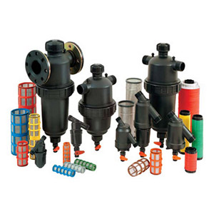 انواع فیلتر آبیاری و پکیج فیلتر آبیاری قطره ای