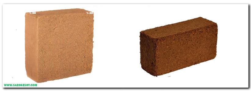 نحوه استفاده از بستر خاک کوکوپیت-نحوه محاسبه تعداد قالب مورد نیاز خاک کوکوپیت
