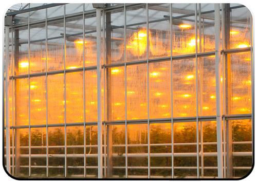 نمایی از سیستم برق و روشنایی