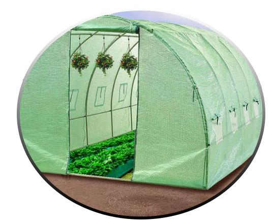 افزودن نایلون گلخانه